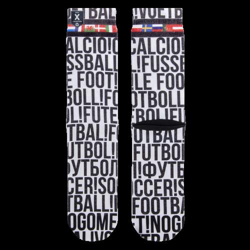 Socks XPOOOS euro 2020 yell