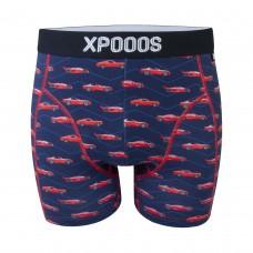 Men boxer Xpooos supercar