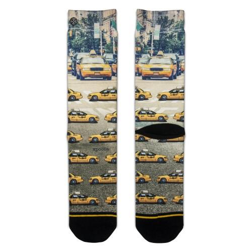 Yellow Cabdriver