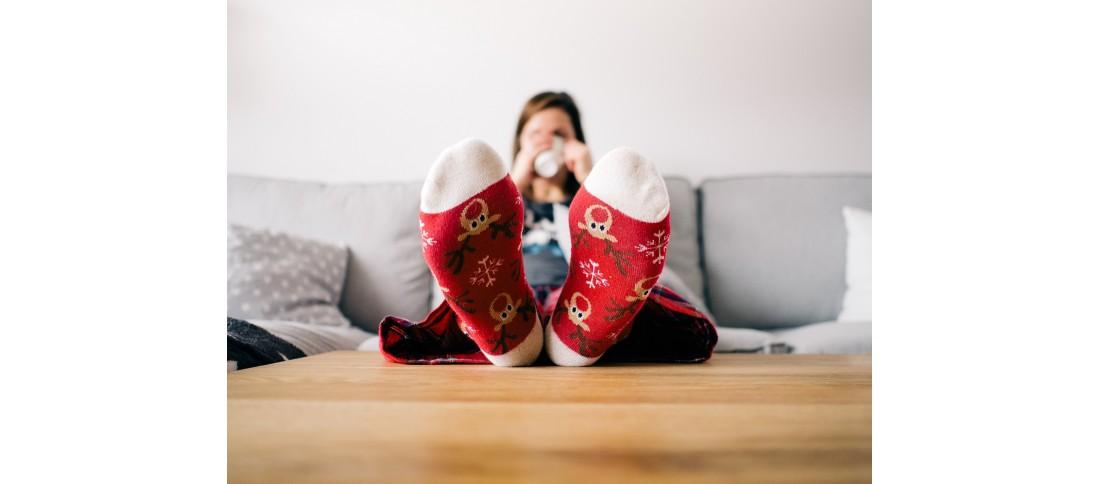 Christmas носки